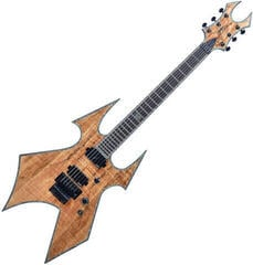 BC RICH Warbeast Extreme Exotic with Floyd Rose SM