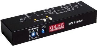 G-Lab MIDI 2 x Loop M2L