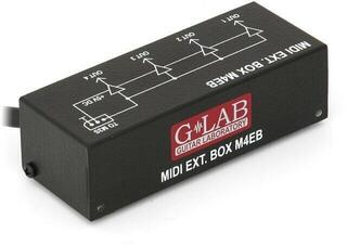 G-Lab MIDI 4 x Extension Box M4EB
