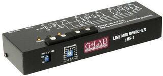G-Lab Line MIDI Switcher LMS-1