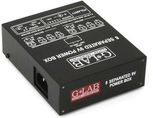 G-Lab 8 Separated 9V Power Box PB-1