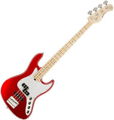 Sadowsky MetroExpress Hybrid P/J Bass MN 4-String Solid Candy Apple Red Metallic High Polish