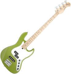Sadowsky MetroExpress Hybrid P/J Bass MN 4-String Solid Sage Green Metallic High Polish