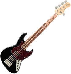 Sadowsky MetroExpress J/J Bass Morado 5 String - Solid Black
