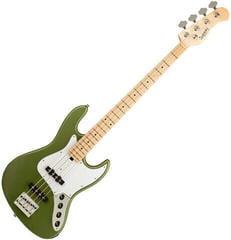 Sadowsky MetroExpress Vintage J/J Bass Maple 4 String - Solid Sage Green Metallic
