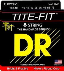 DR Strings Tite Fit Electric 8