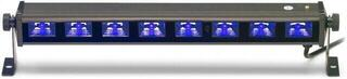 Stagg EU UV LED BAR 8X3W 45CM