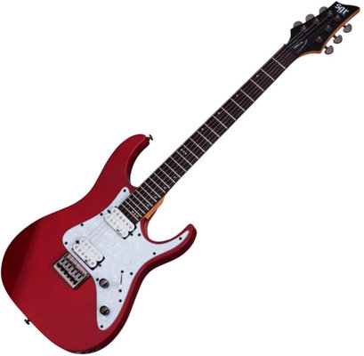 Schecter BANSHEE-6 SGR Metallic Red