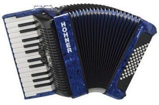 Hohner Bravo II 48 Dark Blue