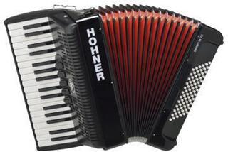 Hohner Bravo III 72 Black