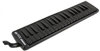 Hohner 9433/37 Melodica Superforce 37 Black-Black