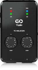 TC Helicon Go Twin
