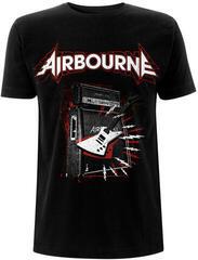 Airbourne No Ballads Black T-Shirt L