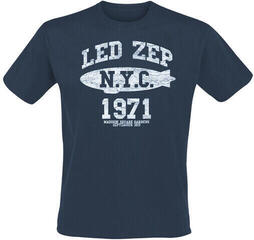 Led Zeppelin NYC 1971 Hudební tričko