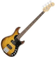 Fender American Elite Dimension Bass IV HH RW Violin Burst