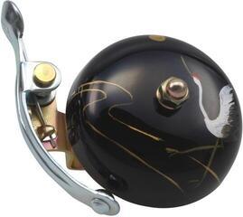 Crane Bell Handpainted Suzu Bell Tsuru
