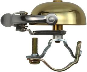 Crane Bell Mini Suzu Bell w/ Steel Band Mount Gold