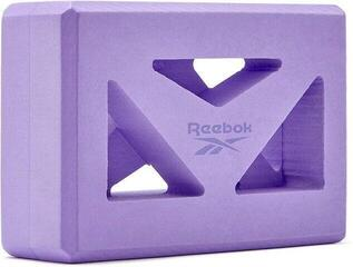 Reebok Shaped Yoga Block Purple