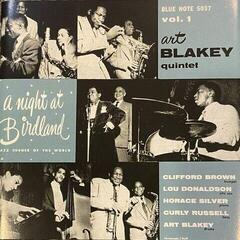 Art Blakey Night At Birdland Vol.1 Music CD