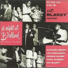 Art Blakey Night At Birdland Vol.2 Music CD