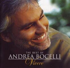 Andrea Bocelli Vivere - Greatest Hits (CD)