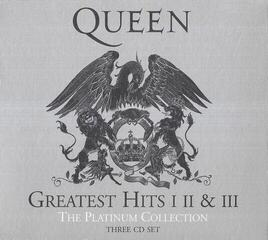Queen The Platinum Collection (3 CD) Music CD