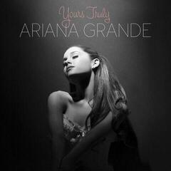 Ariana Grande Yours Truly Glasbene CD