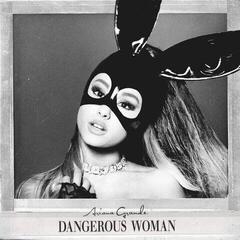 Ariana Grande Dangerous Woman Glasbene CD