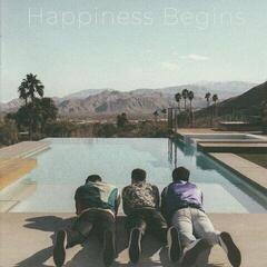Jonas Brothers Happiness Begins Hudobné CD