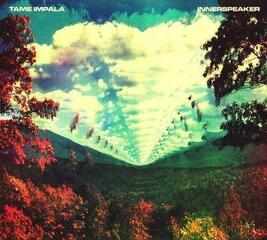 Tame Impala Innerspeaker Music CD