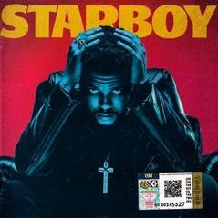 The Weeknd Starboy Music CD