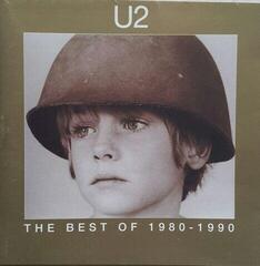 U2 Best Of 1980-1990 Glasbene CD