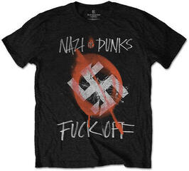 Dead Kennedys Nazi Punks Mens Black T Shirt: XL