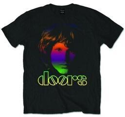 The Doors Morrison Gradient Mens Black T Shirt: L