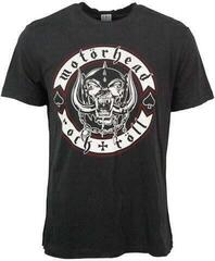 Motörhead Biker Badge Mens T Shirt: M