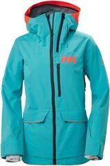 Helly Hansen W Aurora Shell 2.0 Jacket Scuba Blue