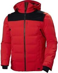 Helly Hansen Kitzbühel Puffy Jacket Alert Red