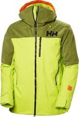 Helly Hansen Straightline Lifaloft Jacket Azid Lime XL