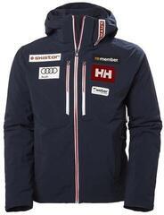 Helly Hansen W Alphelia Lifaloft Jacket Swe Navy
