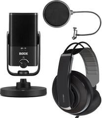 Rode NT-USB Mini Youtube & Podcast SET 4