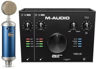 Blue Microphones BlueBird SL + M-Audio AIR 192|6 SET