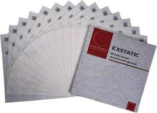 Goldring Exstatic Record Sleeves 25 pcs Antisztatikus csomagolás