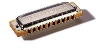 Hohner Blues Harp MS F