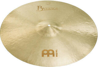 "Meinl Byzance Jazz 20""/Ride/Extra Thin-Raw-Ride-Traditional"