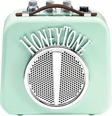 Honeytone N-10 Mini Amp - Aqua