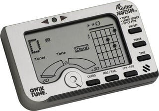 Qwik Tune GP-1 Guitar Processor Tuner