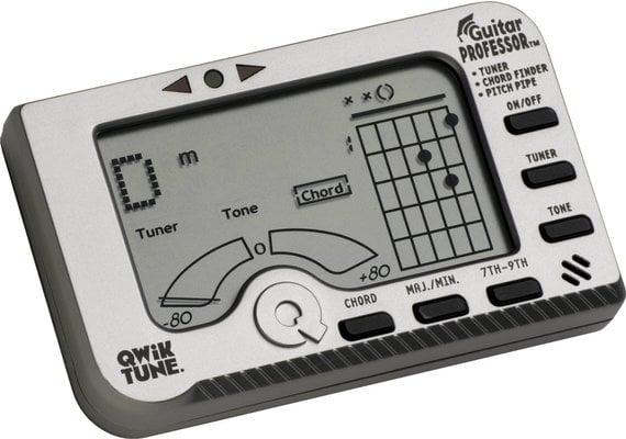 Qwik Tune GP-1 Guitar Processor Tuner