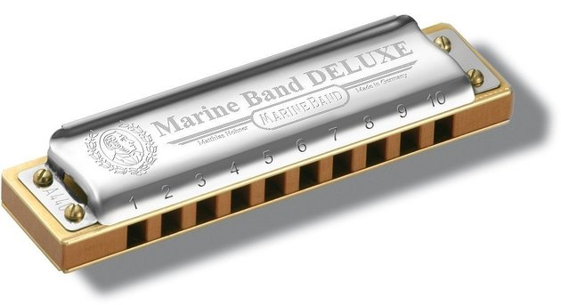 Hohner Marine Band Deluxe G-major