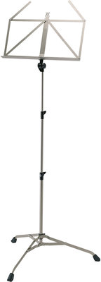 Konig & Meyer 107 Music Stand Nickel-Colored