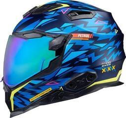 Nexx X.WST 2 Rockcity Blue/Neon MT